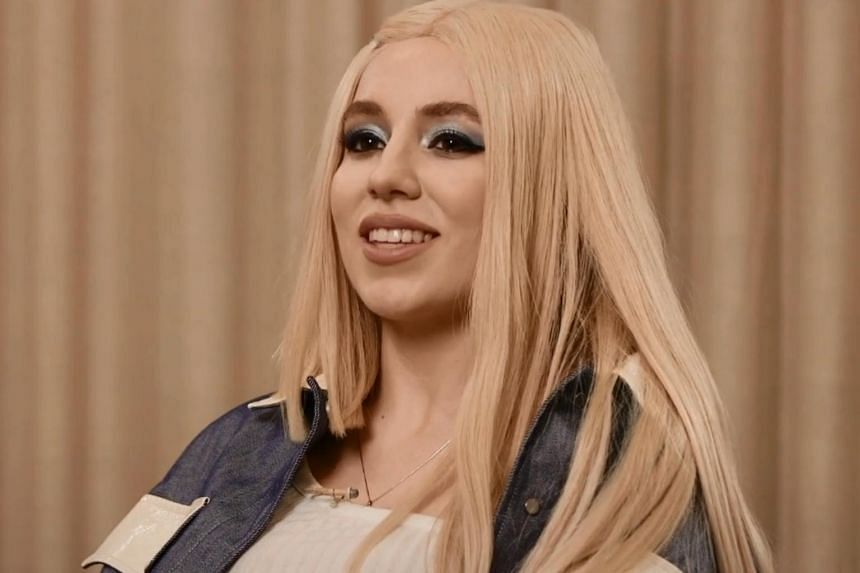 American pop singer Ava Max says that she is on a mission to spread messages of positivity and self-empowerment through her songs.