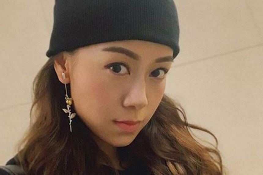 Jacqueline Wong was seen leaving the Los Angeles International Airport with a female friend at 8.40pm local time on April 25, Hong Kong newspaper Apple Daily reported.