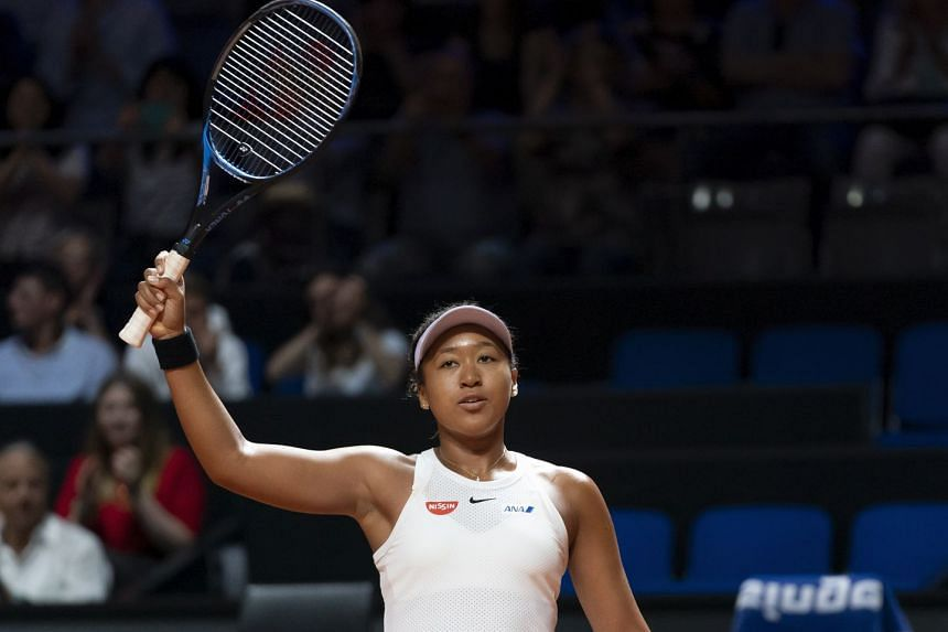 Tennis Naomi Osaka In First Clay Quarter Final After Rough
