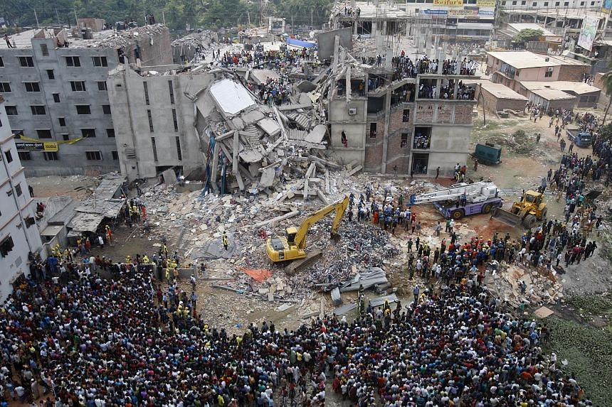 The Rana Plaza in Savar, Bangladesh, collapsed on April 25, 2013, killing 1,138 people. Mr Nowshad Hasan Himu, who rescued dozens of people, killed himself on Wednesday after suffering trauma-related depression.
