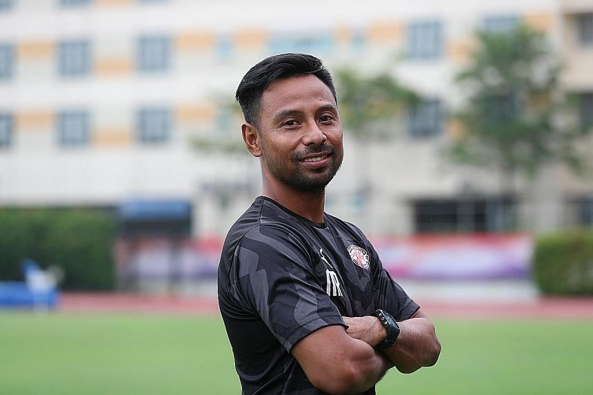Home United interim coach Noh Rahman won two league titles (2001, 2002), two Singapore Cups (2012, 2013) and two AFF Suzuki Cups (2004, 2007) as a player.