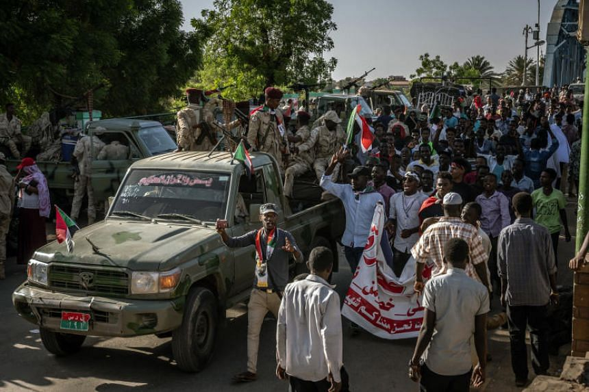 Protest leaders have held several rounds of so far inconclusive talks with the ruling military council since the army toppled veteran president Omar al-Bashir on April 11, 2019.