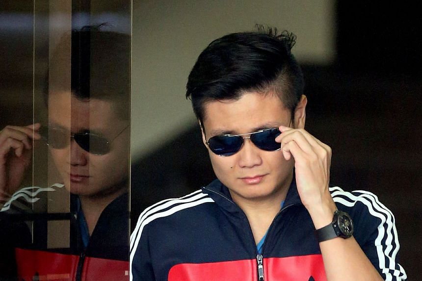 After Brandon Ng Hai Chong pleaded guilty to dangerous driving, he was assessed by the Institute of Mental Health to have major depressive disorder at the time of the offence.