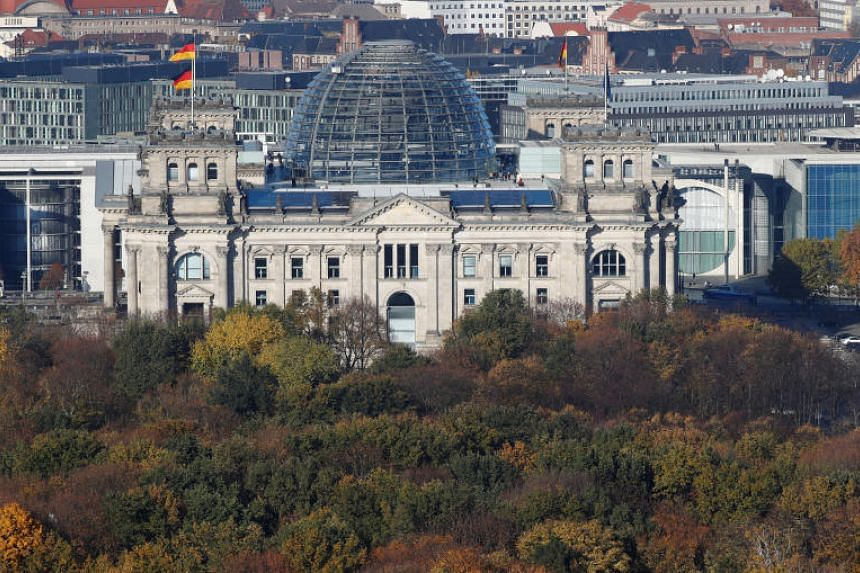 Germany's economic ministry is planning to draft new laws and attract private investment for the emerging space market, and submit the laws to parliament later in the year.