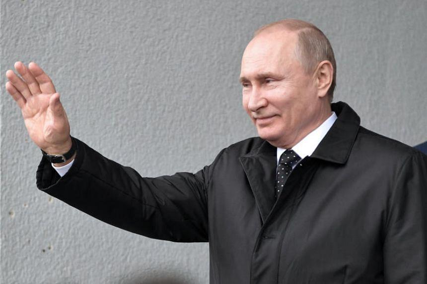 Russian President Vladimir Putin said he would extend an offer of Russian citizenship to all Ukrainians.