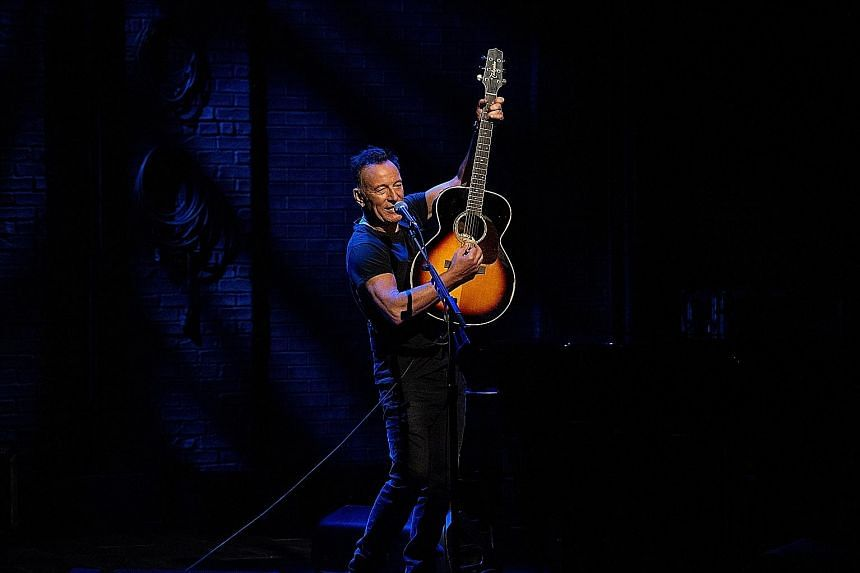 Springsteen On Broadway (2018).