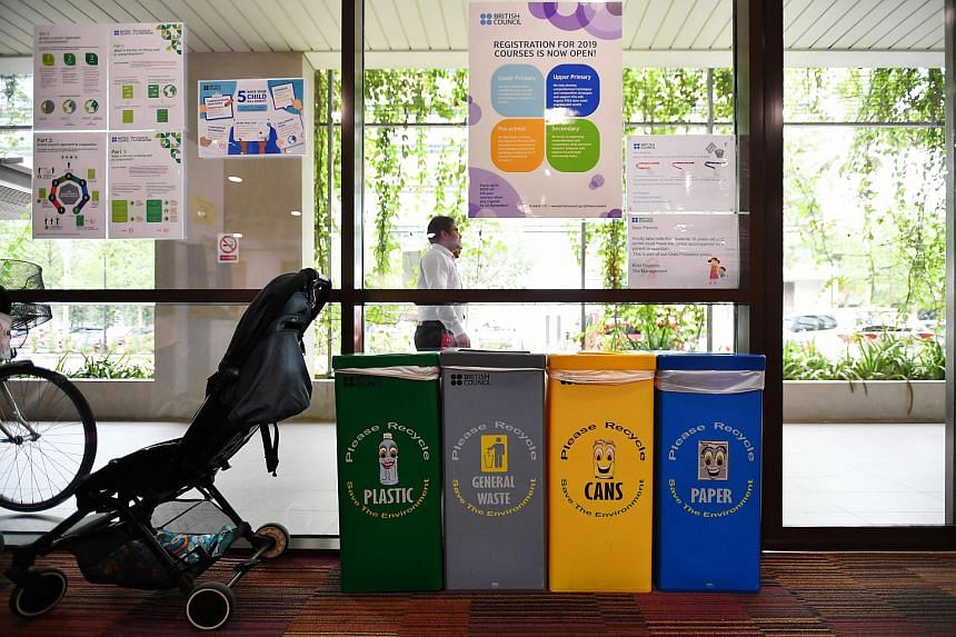 According to the survey, the top category of recycled items were paper materials such as newspapers, magazines, junk mail, brochures and writing paper.