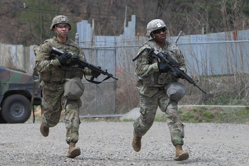 The US figure alone of US$649 billion was as much as the next eight highest military budgets.