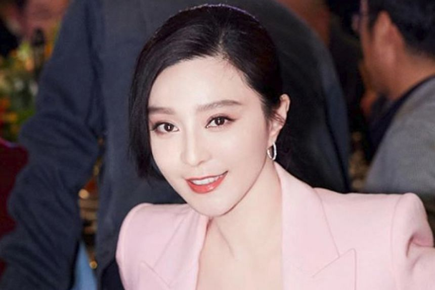 Fan Bingbing disappeared from public view for several months in 2018 over the tax-evasion scandal.