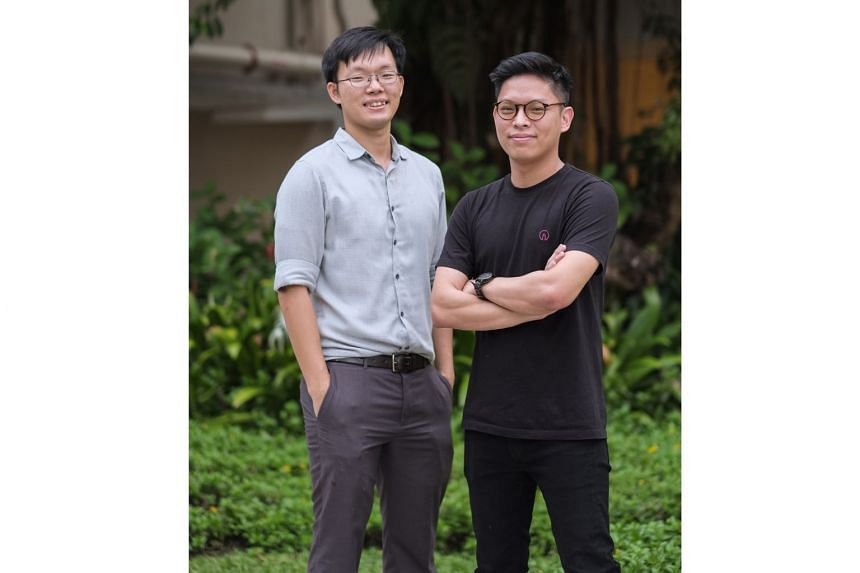 Piece Of Meat, directed by Jerrold Chong (left) and Huang Junxiang (right), is a dark comedy-drama done in the style of a photo collage.