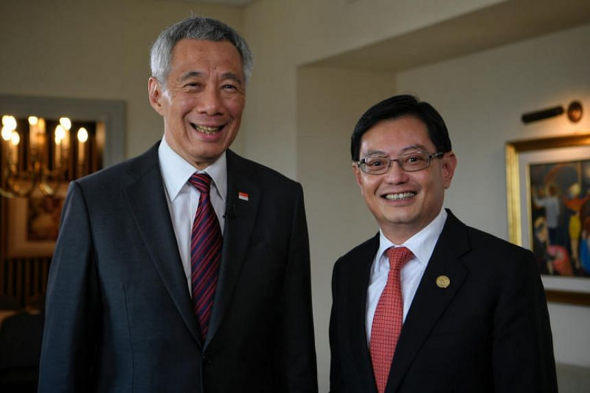 As Deputy Prime Minister, Mr Heng Swee Keat will assist Prime Minister Lee Hsien Loong on reviewing longer-term policies on such issues as the ageing population and economic restructuring.