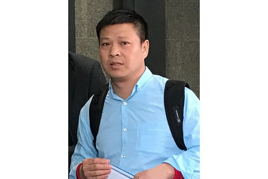 Pan Xuejun, captain of the vessel belonging to APL, could also be jailed for up to seven years.