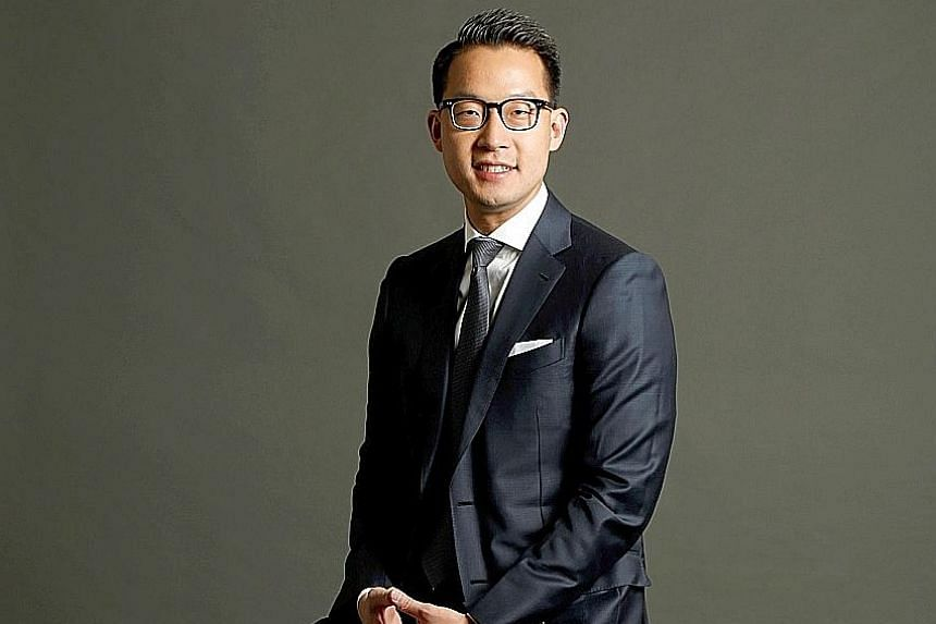 Mr John Riady, head of Indonesia's biggest property and retail conglomerate Lippo Karawaci, says he is committed to building a reputation for transparency and governance over the next three to five years.