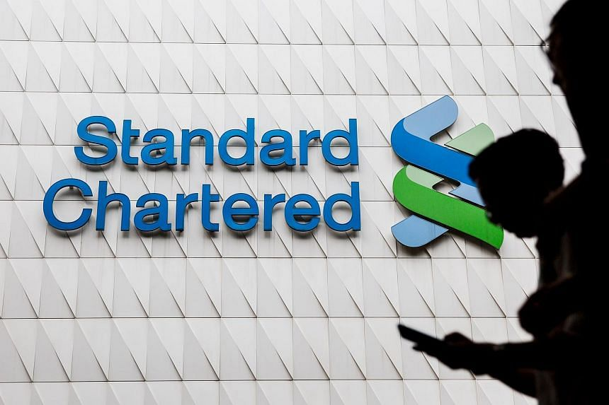 Standard Chartered's Hong Kong-listed shares rallied as much as 7.2 per cent in afternoon trading, the biggest intraday gain in nearly three years.