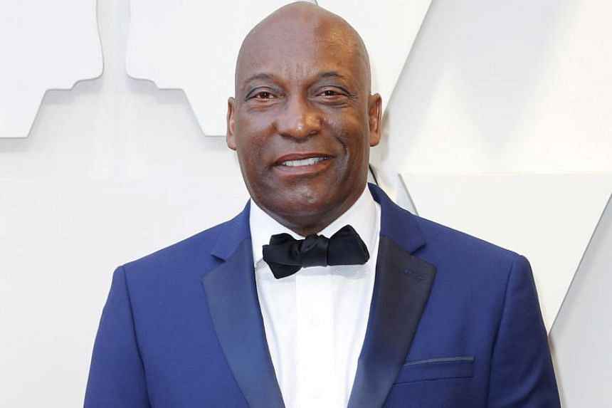 US director John Singleton at the 91st annual Academy Awards ceremony at the Dolby Theatre in Hollywood, California, US, on Feb 24, 2019.