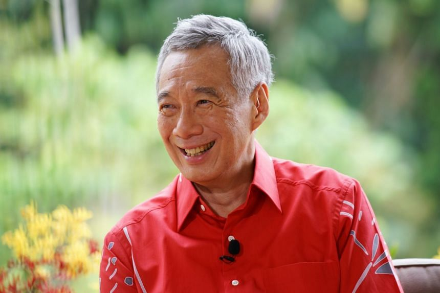 """""""We must keep up our efforts at training and upgrading. It is a marathon without end, but we are making progress,"""" said Prime Minister Lee Hsien Loong."""