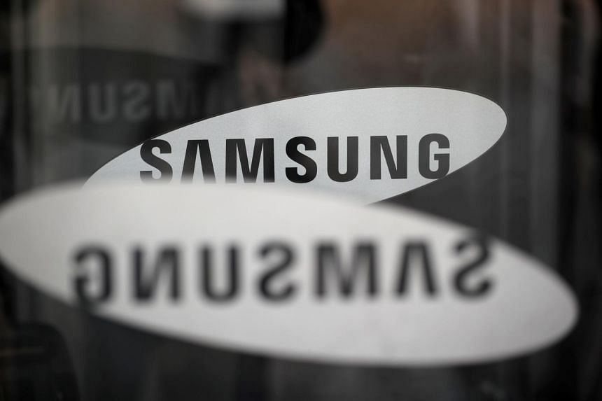 Samsung's core semiconductor business booked a 64 per cent fall in operating profit to 4.1 trillion won, while the display business logged 560 billion won in losses.