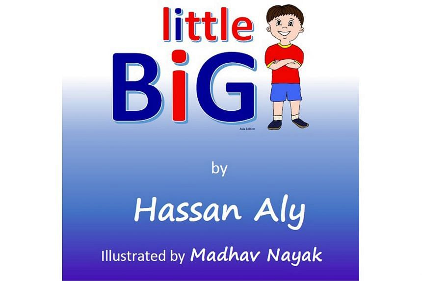 LITTLE BIG - By Hassan Aly, illustrated by Madhav Nayak