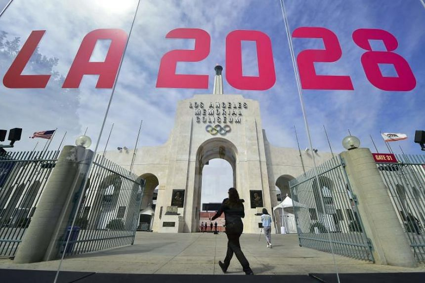 LA 2028 said the S$9.4 billion budget had been independently evaluated by accounting giants KPMG.
