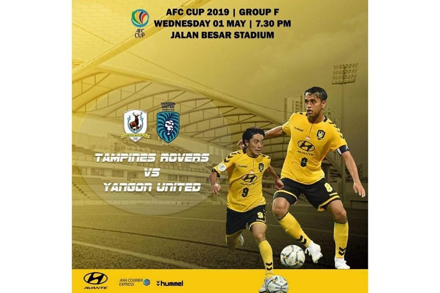 Tampines Rovers are hoping for some respite in the AFC Cup after a poor run in the Singapore Premier League, where they are winless in their last four games.