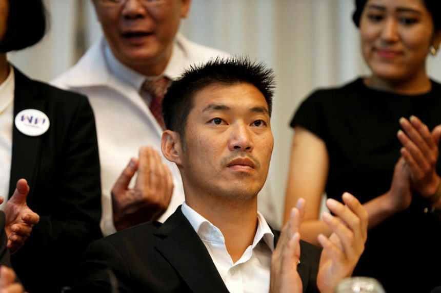Thanathorn Juangroongruangkit will appear at the Election Commission to explain a disputed share transfer.