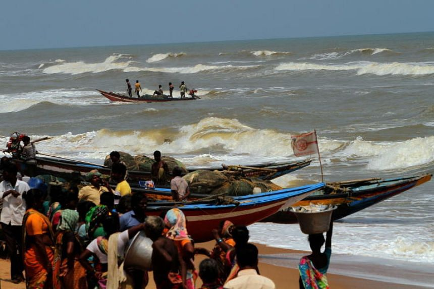 Tropical Cyclone Fani, located in the Bay of Bengal and packing wind speeds up to 205 kilometres per hour, is expected to make landfall at Odisha state on May 3, 2019.