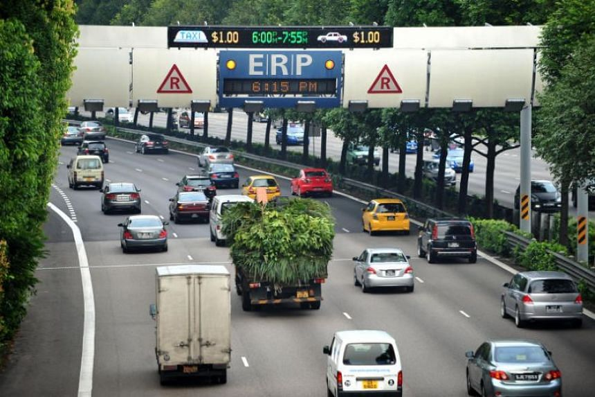The Land Transport Authority announced these changes on April 29, after completing its quarterly review of traffic conditions on roads and expressways.