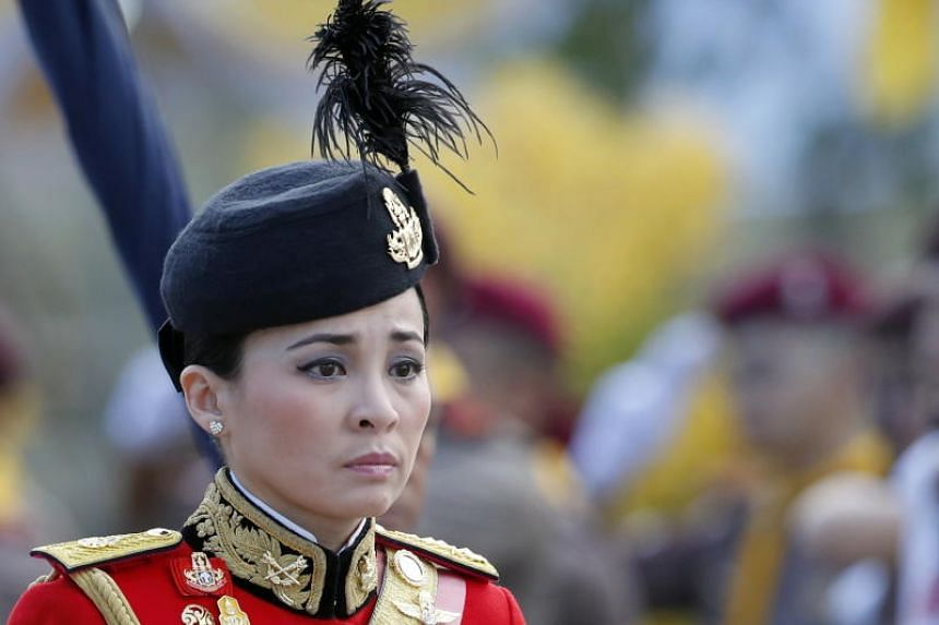 Suthida Vajiralongkorn Na Ayutthaya, 40, has long been rumoured to be romantically linked with King Vajiralongkorn since he was the crown prince, but their relationship was not made public until now.
