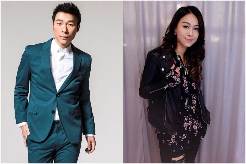 Andy Hui Scandal Tvb To Lose Nearly 2m To Reshoot At Least 50 Jacqueline Wong Scenes In Police Drama Entertainment News Top Stories The Straits Times
