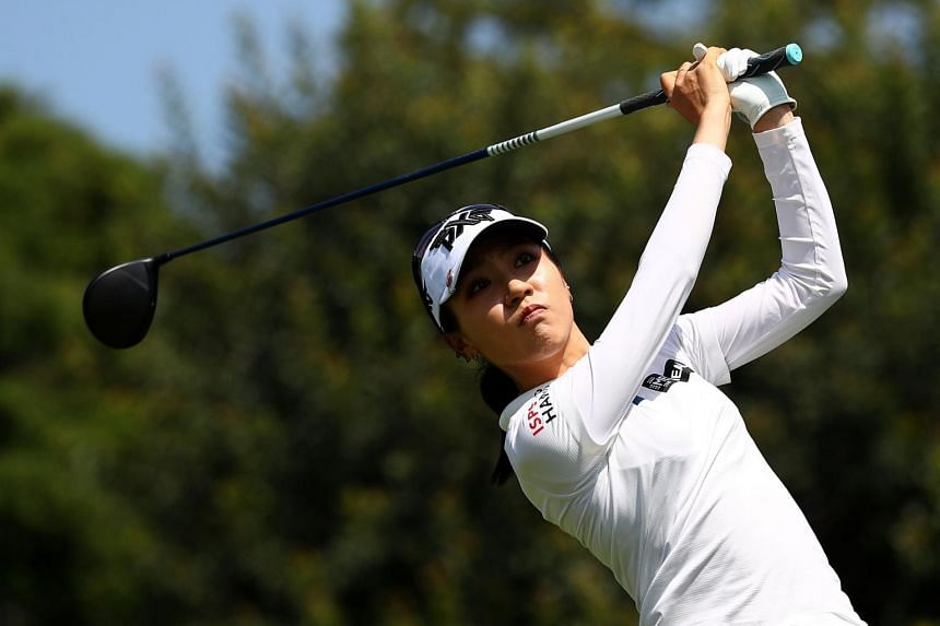 Lydia Ko is defending her most recent LPGA title at the Mediheal Championship on the Lake Merced layout in Daly City, California.