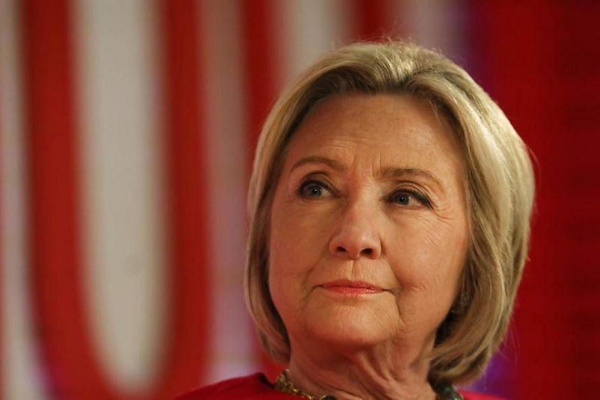 Mrs Hillary Clinton offered the hypothetical as part of an argument that Republicans are letting Russia get away with having aided US President Donald Trump in the 2016 election.