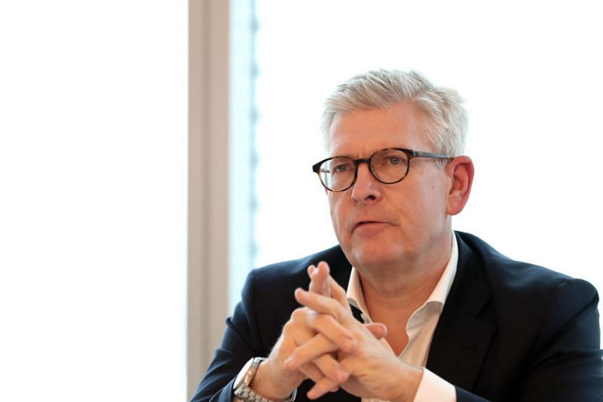 Ericsson's chief executive Borje Ekholm said customers are delaying making any investment decisions until they have clarity on what is going to happen next.