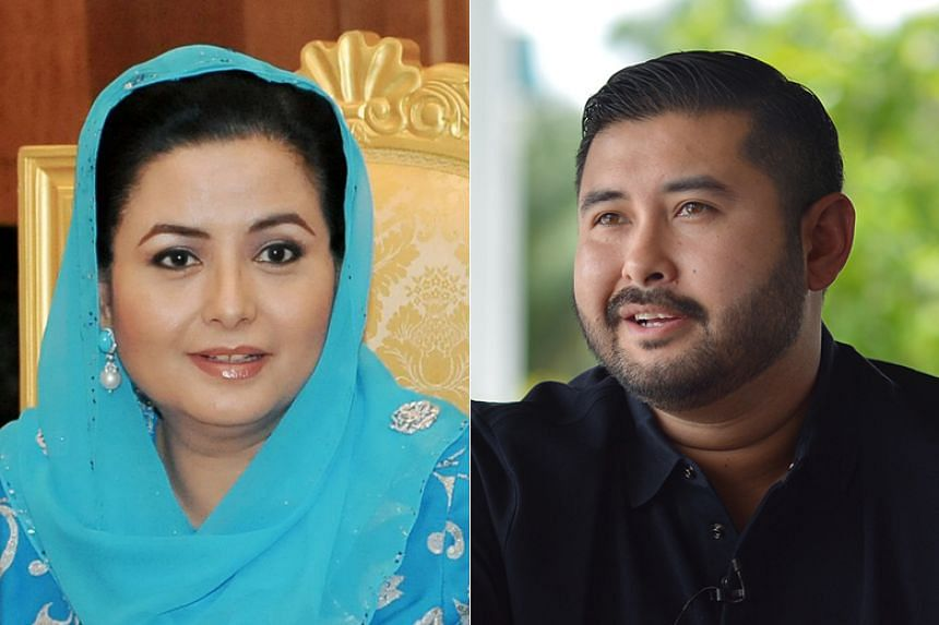 Raja Zarith Sofiah Sultan Idris Shah, the mother of Crown Prince Tunku Ismail Sultan Ibrahim, said that she could not bear to see him being showered with criticism from all quarters.
