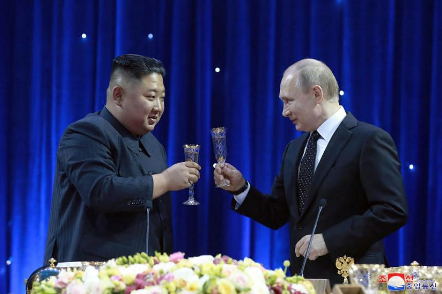 After the collapse of his second meeting with US President Donald Trump in Hanoi, North Korean leader Kim Jong Un needed to increase leverage against the US by enlisting Russia's support.