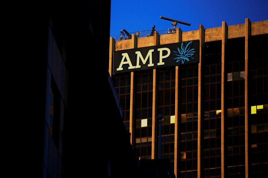 Australia's AMP posts near nine-fold increase in quarterly cash outflows
