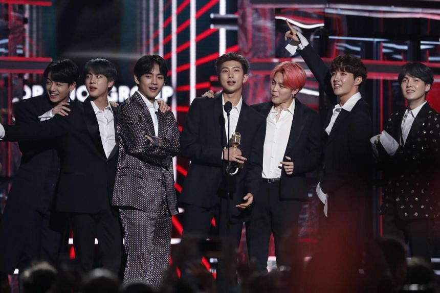 Maroon 5 and Imagine Dragons are no match for BTS at