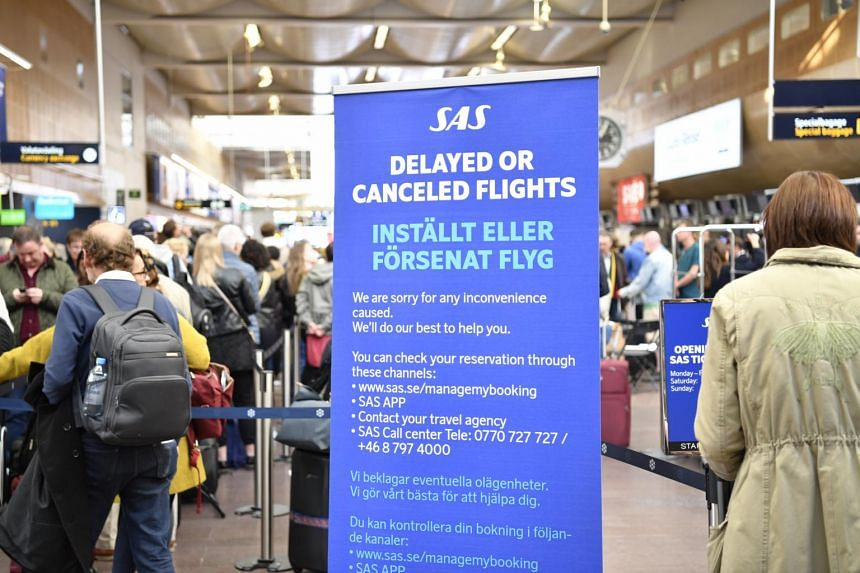Around lunchtime on May 1, the airline announced it was cancelling 280 flights scheduled up to 2pm (1200 GMT) the next day, affecting 20,000 passengers.