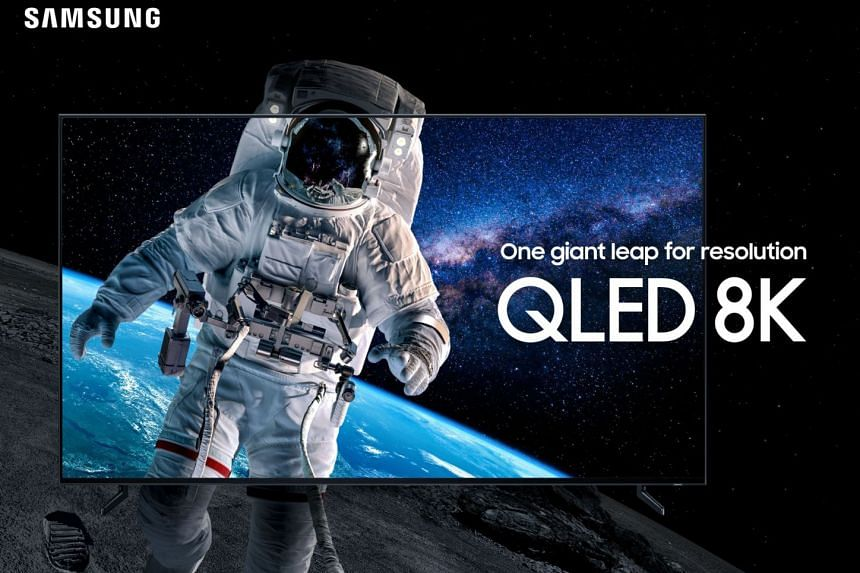 Samsung's latest QLED 8K technology is the future of TV