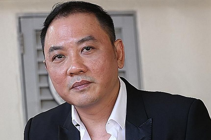 "No Signboard Holdings chief executive Lim Yong Sim was arrested on ""reasonable suspicion"" of breaching the Securities and Futures Act, in connection with an abortive share buyback."