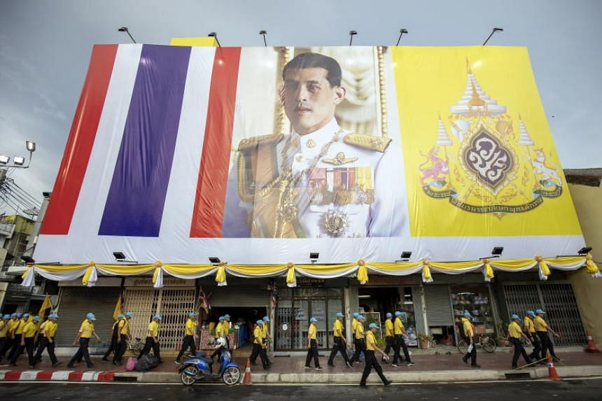 Estimates of King Maha Vajiralongkorn's personal wealth start at US$30 billion (S$41 billion).