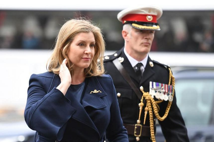 Penny Mordaunt was promoted from international development secretary after Gavin Williamson was summarily sacked as defence secretary following an inquiry into a leak from the government's National Security Council.