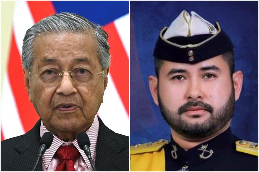 Prime Minister Mahathir Mohamad and Johor Crown Prince Tunku Ismail Sultan Ibrahim have exchanged testy remarks recently that resulted in a clash between the Preimier and the royal family.