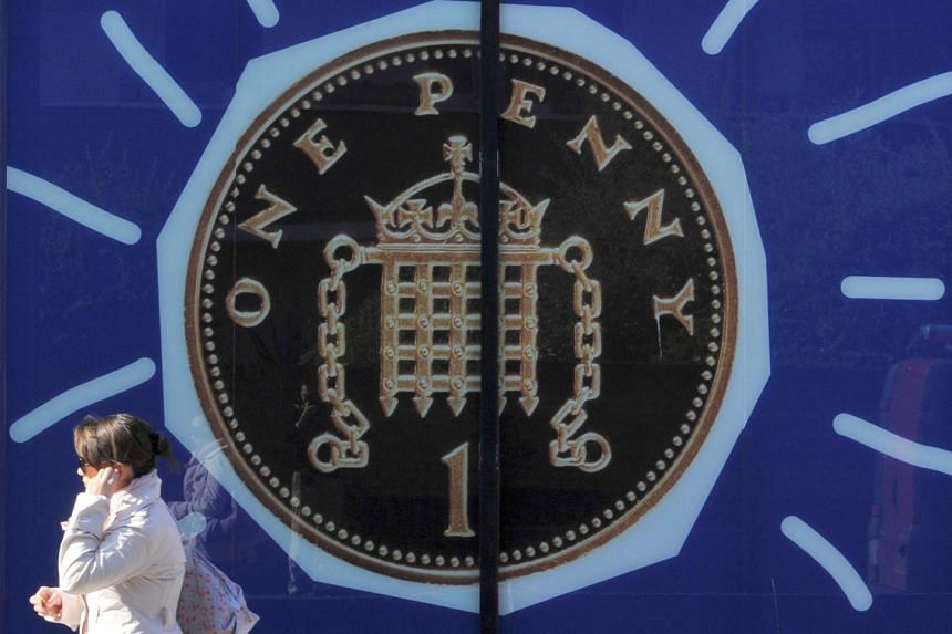 The ministry faced a backlash after signalling that Britain's remaining copper cash would go the same way as the halfpenny coin that was scrapped in 1984, even though the ministry warned at the time this could stoke inflation.