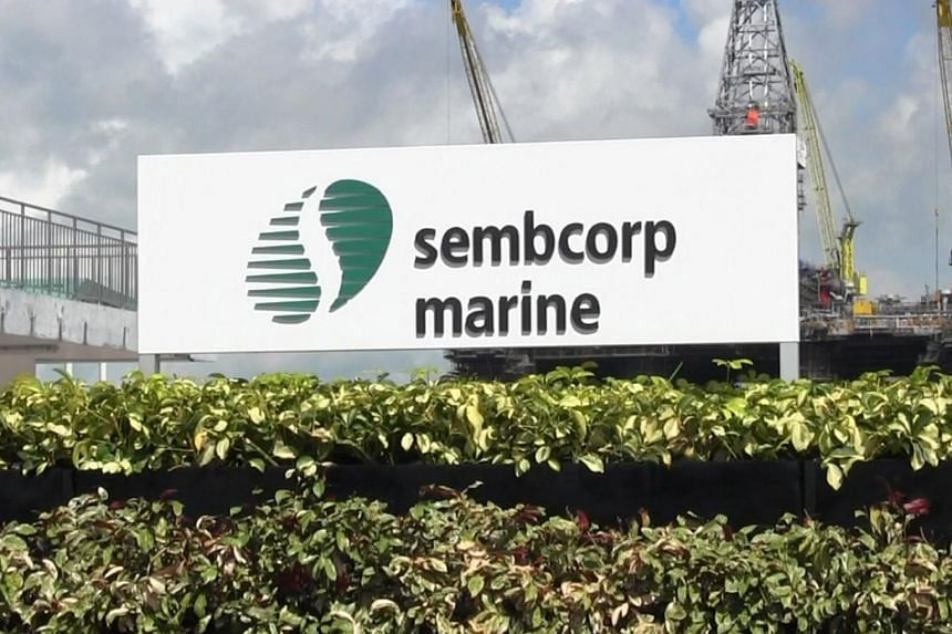 Sembcorp Marine's group revenue slipped 31.3 per cent to $810.6 million, as compared to $1.18 billion in Q1 last year.