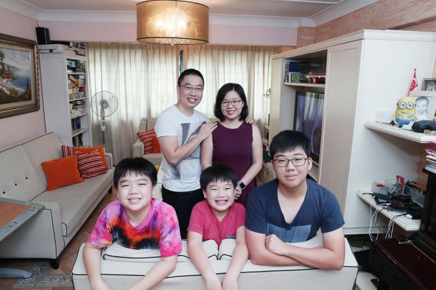 Some chief executives like Mr Joseph Gan choose to live in HDB flats, for several reasons such as convenience, wanting to use their money on other things, or sheer inertia.