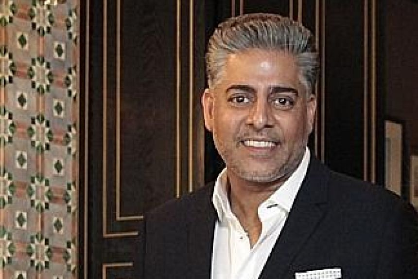 The evidence shows that Mr Manoj Murjani was holding TWG Tea's Internet domain name on trust, says the judge.