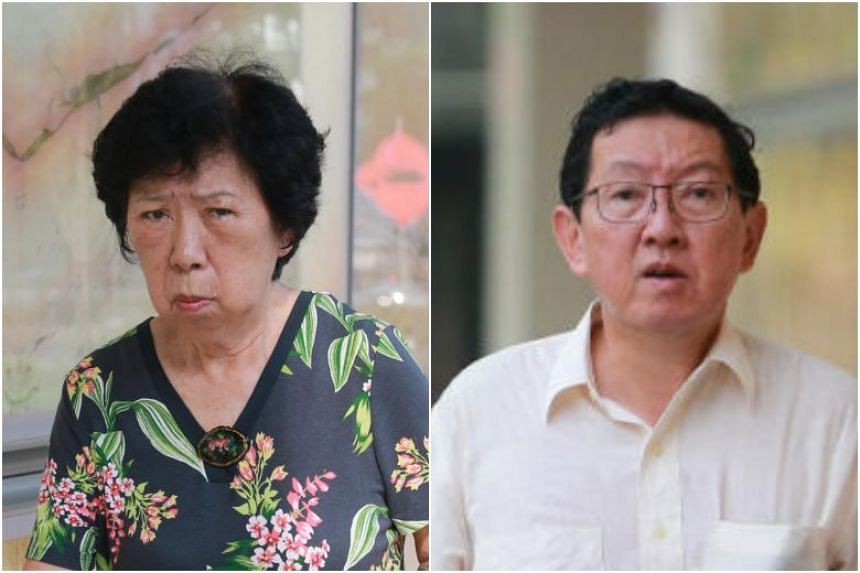 Madam Lilyana Alwi, 86, is suing her son, 62-year-old Singaporean photographer John Arifin, for allegedly misappropriating at least $500,000 from their joint accounts.