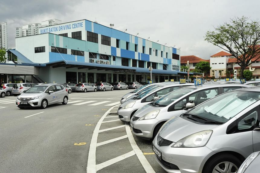 The lease for Bukit Batok Driving Centre (above) has been extended to Aug 31, 2020, while the ComfortDelGro Driving Centre lease will be extended to the end of 2024.