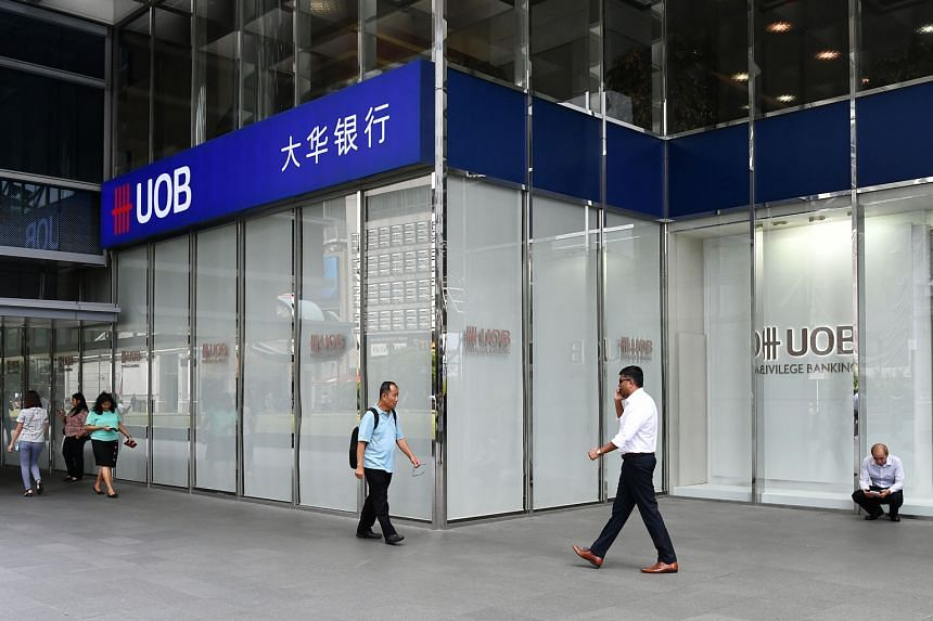 UOB reported higher net profit for the first quarter of this year, up 8 per cent to $1.05 billion, from $978 million for the year-ago period yesterday. But most of the gains in its mortgage business came from regional markets, not Singapore, which sa