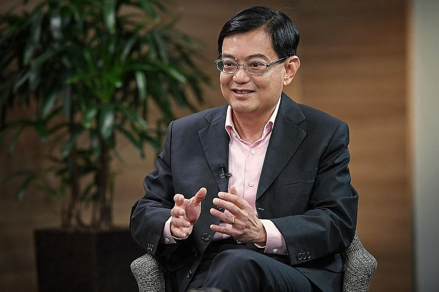 In his first interview since becoming Deputy Prime Minister, Mr Heng Swee Keat says the PAP is in the midst of selecting candidates for the next general election. It hopes to draw candidates from a variety of backgrounds, amid growing diversity in Si